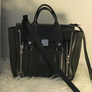 Philip Lim medium pashli bag - black